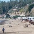 Seacliff Beach.- Seacliff State Beach Campground