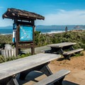 Picnic area.- Sand Spit Day Use Area