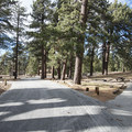 Table Mountain Campground.- Table Mountain Campground