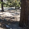 Windy Gap Trailhead.- Windy Gap Trail Hike