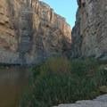 Santa Elena Canyon in Big Bend National Park.- Santa Elena Canyon