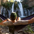 A perfect place to relax on a warm summer day.- McArthur-Burney Falls Memorial State Park