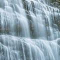 Bridal Veil Falls, Bridal Veil Falls Provincial Park.- Bridal Veil Falls