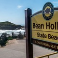 Bean Hollow State Beach.- Arroyo de los Frijoles Beach