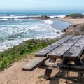 A grand place for a picnic.- Arroyo de los Frijoles Beach