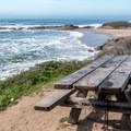 A grand place for a picnic.- Arroyo de los Frijoles Beach