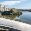 Pescadero Creek.- Pescadero Marsh Natural Preserve