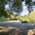 Parking area.- Millard Falls Hike