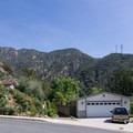 The Rubio Canyon Trailhead.- Rubio Canyon