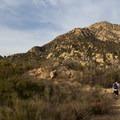 Santa Ynez mountains frame the northern backdrop.- Inspiration Point