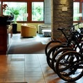 Store your bike in the lobby during your stay.- Crystal Lodge