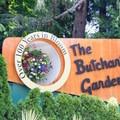 The Butchart Gardens on Vancouver Island, B.C.- The Butchart Gardens