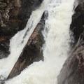 Main High Falls.- High Falls Gorge