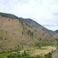 First view of the valley.- Swakane Canyon