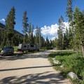 Alturas Lake Campground.- Alturas Lake Inlet Campground