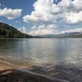 Altruas Lake.- Alturas Lake Inlet Day Use Area