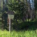 Picnic and day use area at Altruas Lake.- Alturas Lake Picnic + Day Use Area