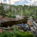 Strawberry Hot Springs.- Strawberry Hot Springs