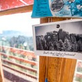The lookout is full of history and certainly worth a look around.- Devils Head Lookout