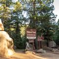 Devil's Head Campground.- Devils Head Campground
