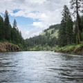The first 10 miles of this float are on the Wallowa River.- Grande Ronde River: Minam to Troy