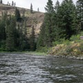 Entering the wild section of the Grande Ronde River.- Grande Ronde River: Minam to Troy
