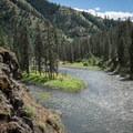 Grande Ronde River.- Grande Ronde River: Minam to Troy