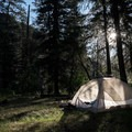 Waking up along the Grande Ronde River.- Grande Ronde River: Minam to Troy
