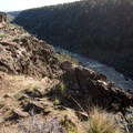 The Deschutes River from the Maston Trails.- Maston Trails Outer Loop