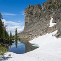 - Seven Devils: Windy Saddle to Sheep Lake