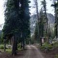 Seven Devils Campground.- Seven Devils Campground
