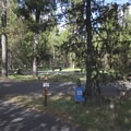 Quinn River has two paved, ADA-accessible campsites, sites 31 and 32.- Quinn River Campground