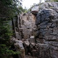 A fun scramble on Bondcliff Trail.- The Pemigewasset Loop