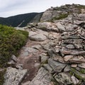 The view north from Bondcliff.- The Pemigewasset Loop
