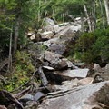 Garfield Ridge Trail.- The Pemigewasset Loop