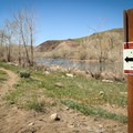 - McCarran Ranch Preserve River Trail