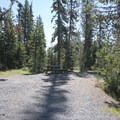 Big Lake Campground.- Big Lake Campground