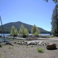 Cultus Lake offers one of the newest and largest boat ramps in the region. The rock jetty behind it makes the water here significantly calmer than the rest of the lake, which is often prone to heavy and sustained winds.- Cultus Lake Campground