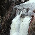 Rainbow Falls.- High Falls Gorge