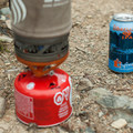 Local brews from Sound Brewery can be procured in several towns along the way to the trailhead.- Royal Basin Falls