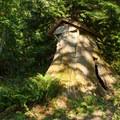 The Stump House.- Guillemot Cove Nature Preserve