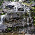 Small waterfall.- Rachel Lake