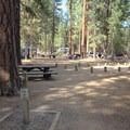 South Twin Lake Campground.- South Twin Lake Campground