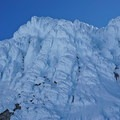 Steel Cliff.- Mount Hood South Route: Flying Buttress and Wy'east Ridge Variation