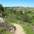 Nature Loop, Theodore Roosevelt National Park.- Painted Canyon Visitor Center Trails