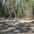 Gull Point Campground.- Gull Point Campground