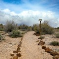 Eagle Point Trail.- Eagle Point Trail