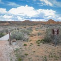 - Cathedral Gorge State Park