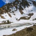 The north face of Lime Mountain.- White Knob Range Traverse