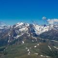 Smiley Mountain in the Pioneer Range.- White Knob Range Traverse